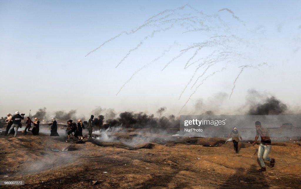 Palestine Israel Conflict : News Photo