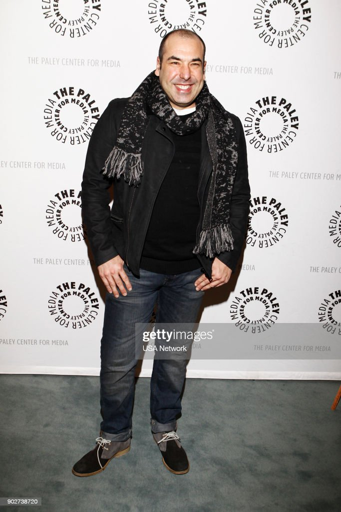 SUITS -- Paley Center Panel and Screening -- Pictured: Rick Hoffman --