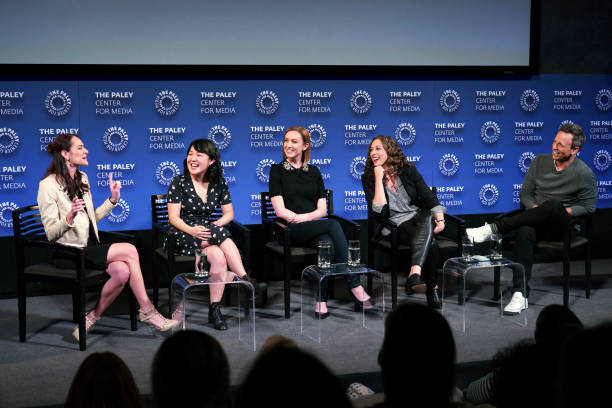 "NY: NBC's ""The Women Writers of ""Late Night"" Moderated by Seth Meyers at The Paley Center for New Media"""