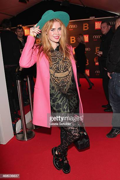 Palina Rojinski attends the Bild 'Place to B' Party during the 64th Berlinale International Film Festival on February 8 2014 in Berlin Germany