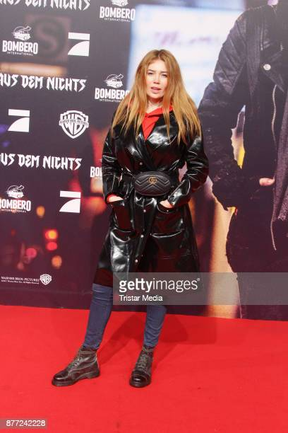 Palina Rojinski attends the German premiere 'Aus dem Nichts' on November 21 2017 in Hamburg Germany