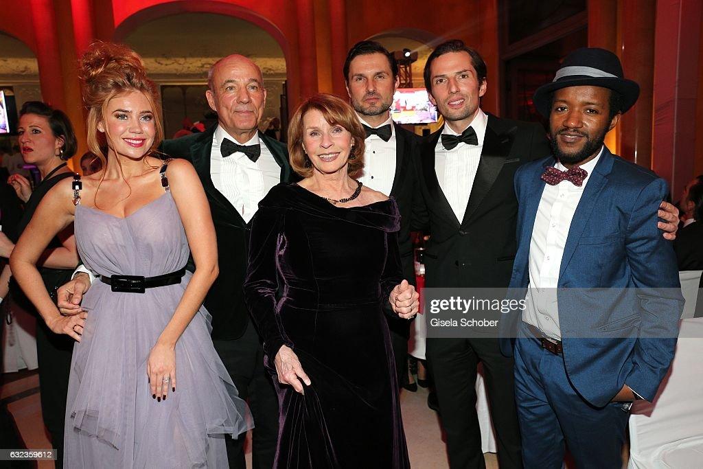 German Film Ball 2017 : News Photo