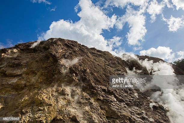 Palinpinon Geothermal Energy - Valencia is the site of a geothermal power station that generates electricity that supplies the needs of Negros....