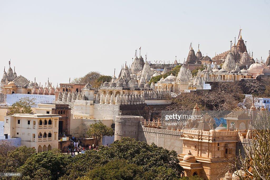Palitana, India : Stock Photo