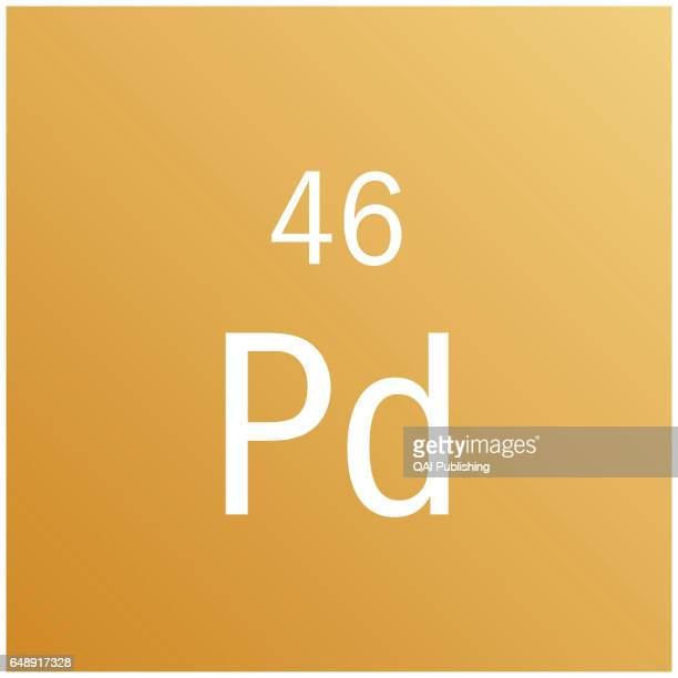 Palladium Rare and precious metal that is used especially in dentistry jewelry and in catalytic converters
