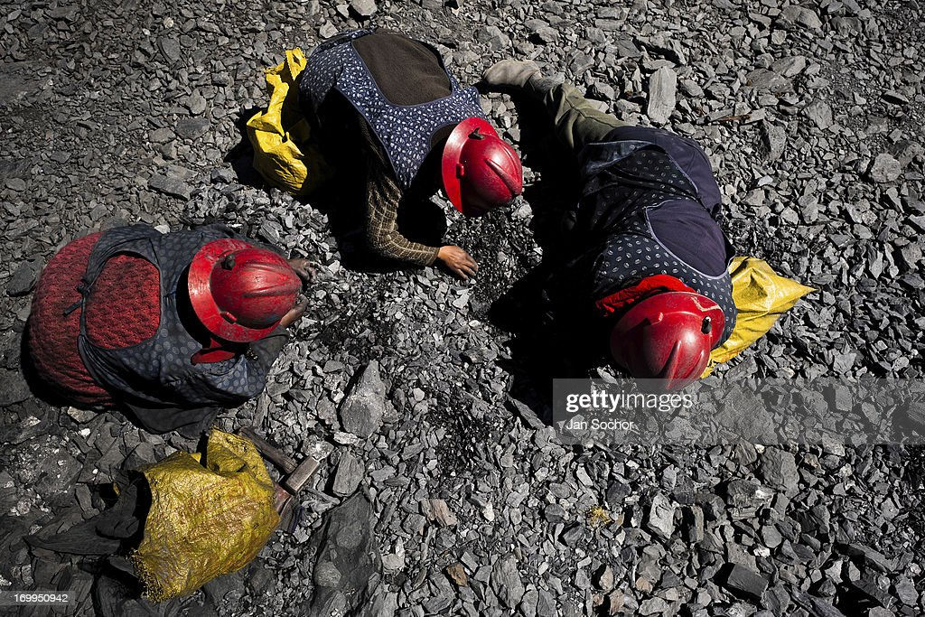Gold Mining in Peru : News Photo