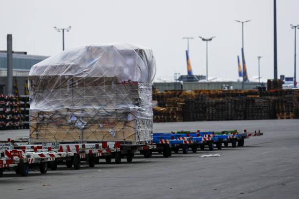DEU: Frankfurt Cargo Services GmbH Airfreight Operations