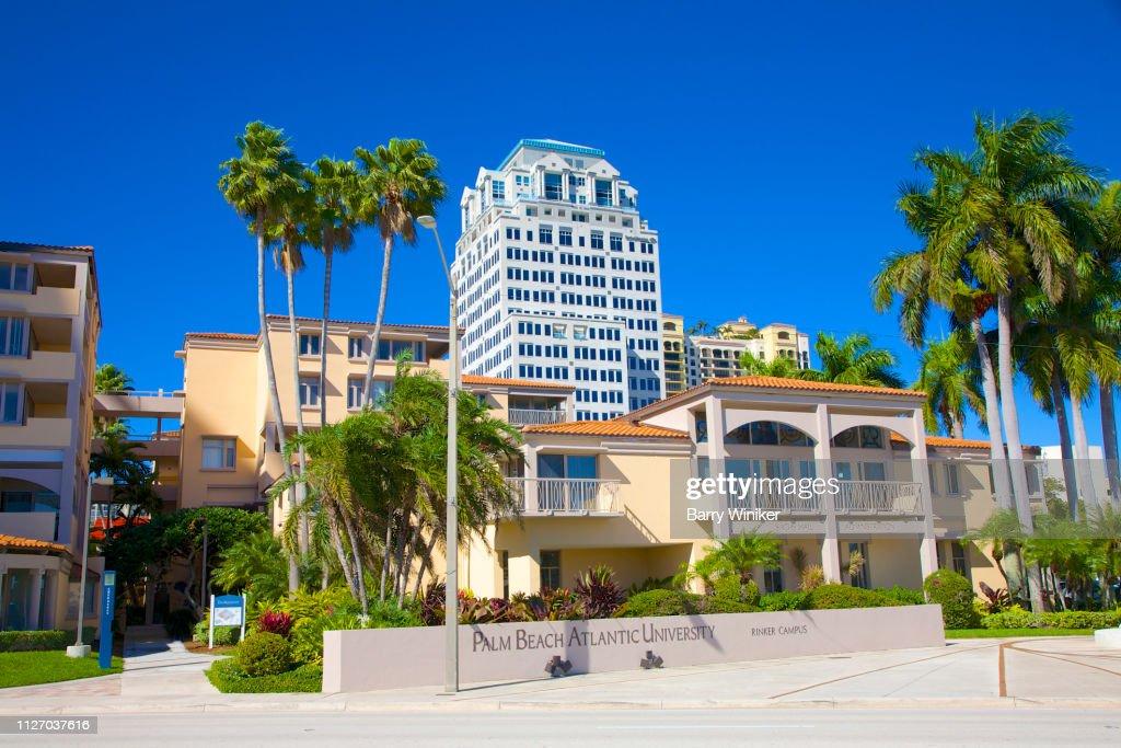 Palm Beach Atlantic University West