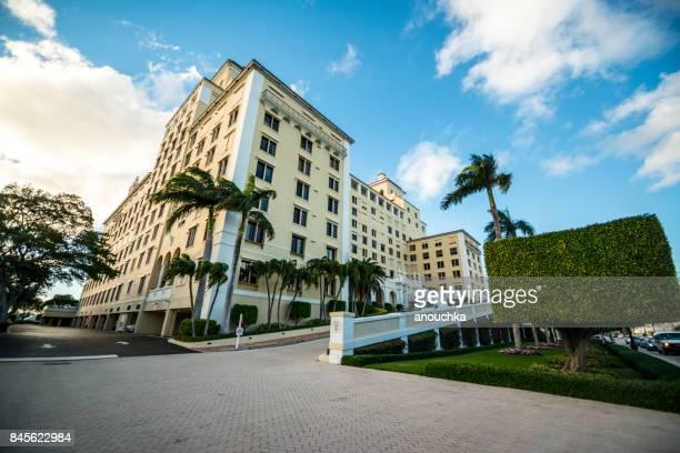 Palm Beach Biltmore Condo Hotel building, Palm Beach, Florida