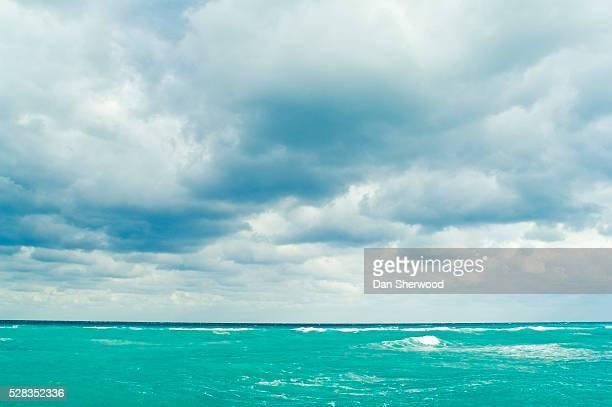palm beach county, florida, usa; atlantic ocean - dan sherwood photography stock pictures, royalty-free photos & images