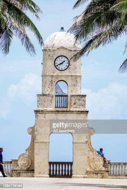 Palm Beach Florida Worth Avenue Clock Tower