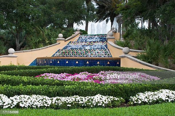 Palm Beach-Brunnen