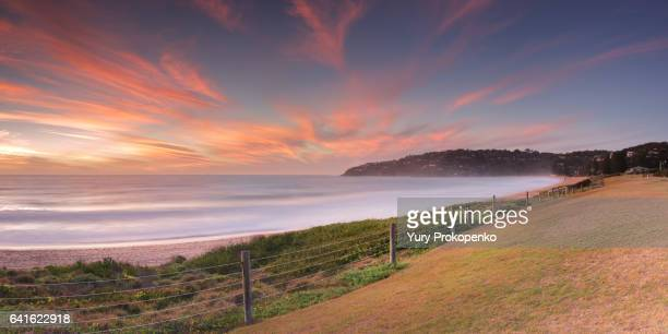 Palm Beach panorama, Sydney