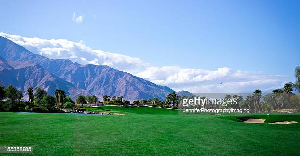 Palm Springs California Golf