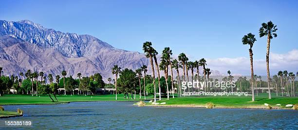 Palm Springs Golf Panoramic XXXL