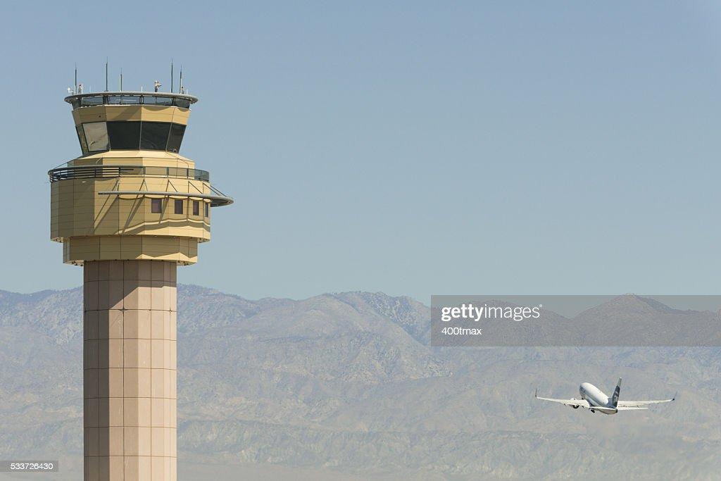 Aeroporto internazionale di Palm Springs : Foto stock
