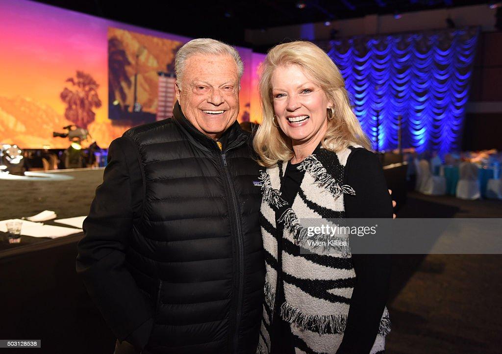 27th Annual Palm Springs International Film Festival - Festival Chairman Harold Matzner
