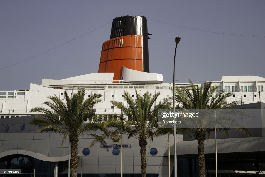 ARE: QE2 Re-Opens As Floating Hotel In Dubai