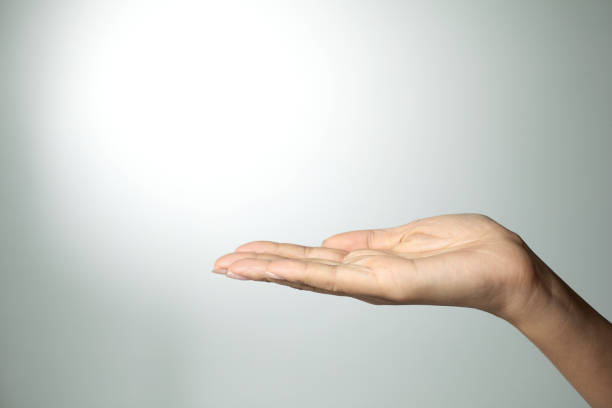 palm up hand - human hand stock pictures, royalty-free photos & images