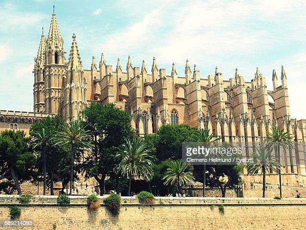Palma Cathedral Against Sky