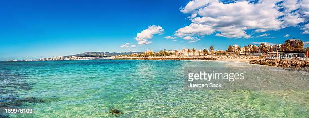 palma de mallorca - majorca stock pictures, royalty-free photos & images