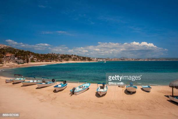 palmilla beach - cabo san lucas stock pictures, royalty-free photos & images