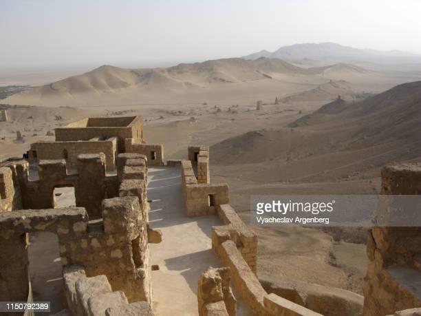 Palmyra Castle, Tadmur (Fakhr-al-Din al-Ma'ani) Castle