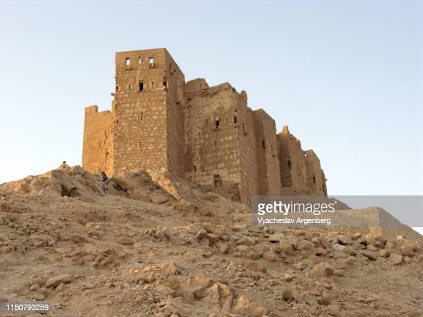 Palmyra Castle, Tadmur Castle, Syria