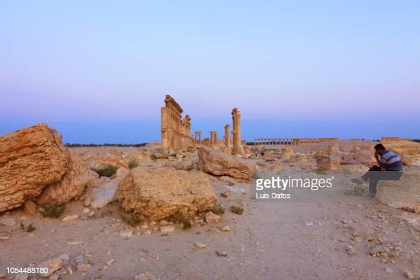 Palmyra, Great Colonnade