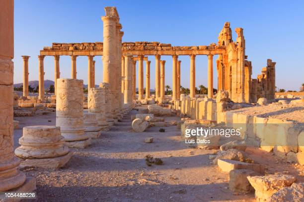 Palmyra, Great Colonnade