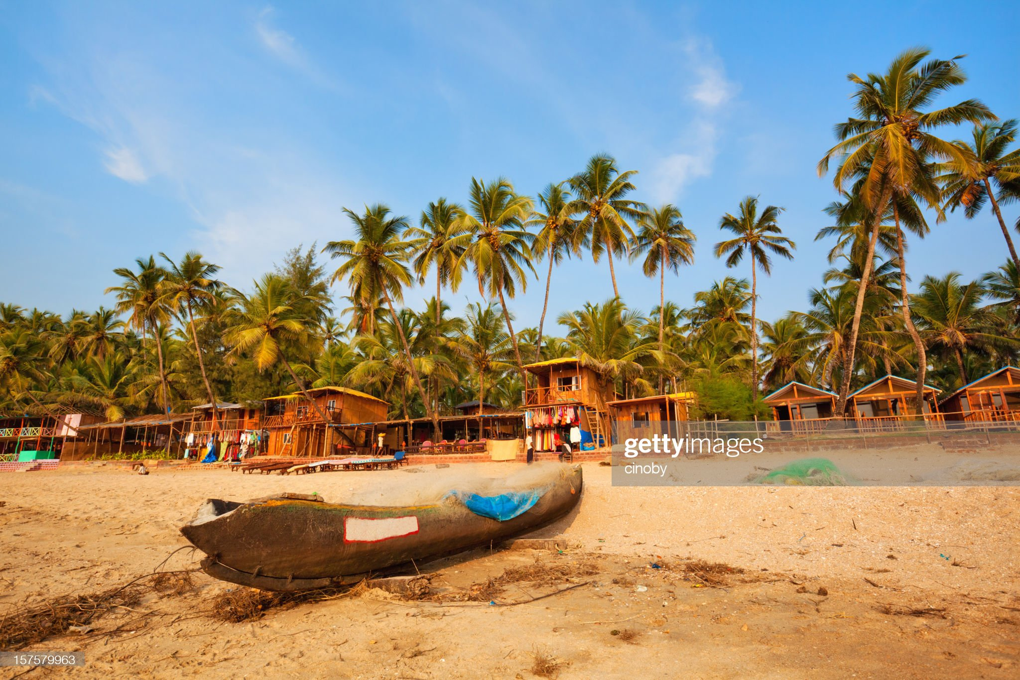 Palolem - Goa : Stock Photo