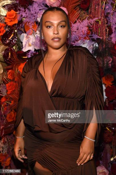 "Paloma Elsesser attends as Harper's BAZAAR celebrates ""ICONS By Carine Roitfeld"" at The Plaza Hotel presented by Cartier - Inside on September 06,..."