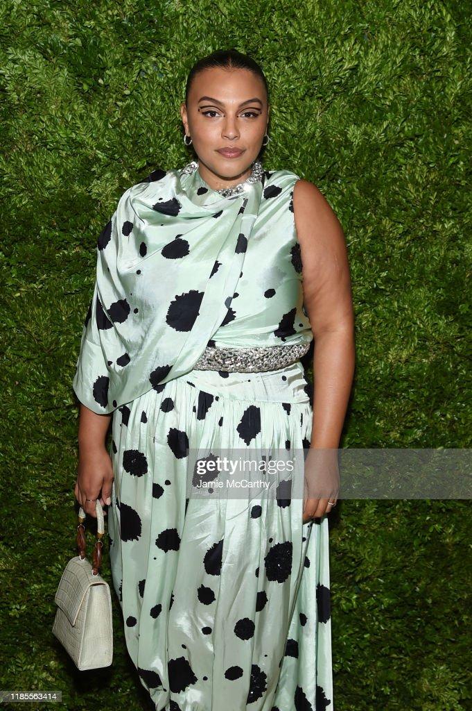 CFDA / Vogue Fashion Fund 2019 Awards : News Photo