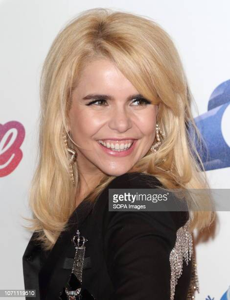 Paloma Faith at Capital's Jingle Bell Ball with CocaCola during day two at The O2 Peninsula Square