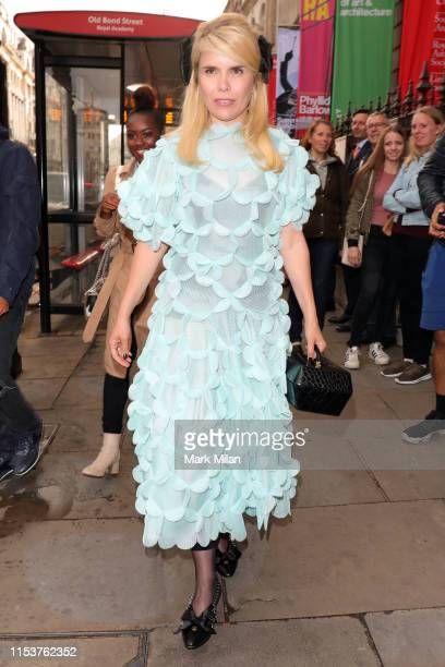 Paloma Faith attending the Royal Academy Summer Party on June 04, 2019 in London, England.