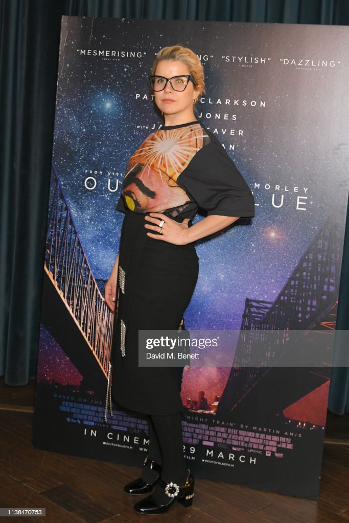 """GBR: """"Out Of Blue"""" - Preview Screening -VIP Arrivals"""