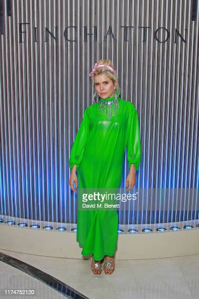 Paloma Faith attends Finchatton's Twenty Grosvenor Square grand opening on October 09 2019 in London England