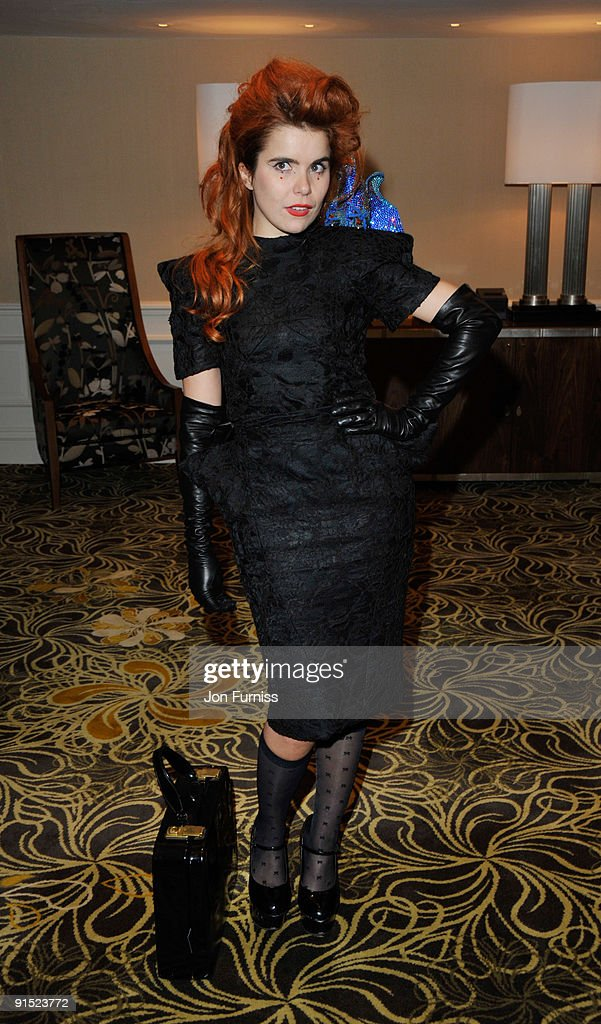 Paloma Faith attends the after party for the UK Premiere of 'The Imaginarium Of Doctor Parnassus' at the Langham Hotel on October 6, 2009 in London, England.