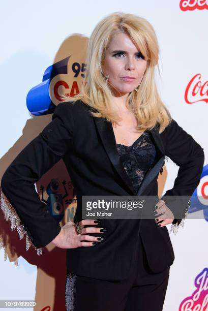 Paloma Faith attends the Capital FM Jingle Bell Ball at The O2 Arena on December 09 2018 in London England