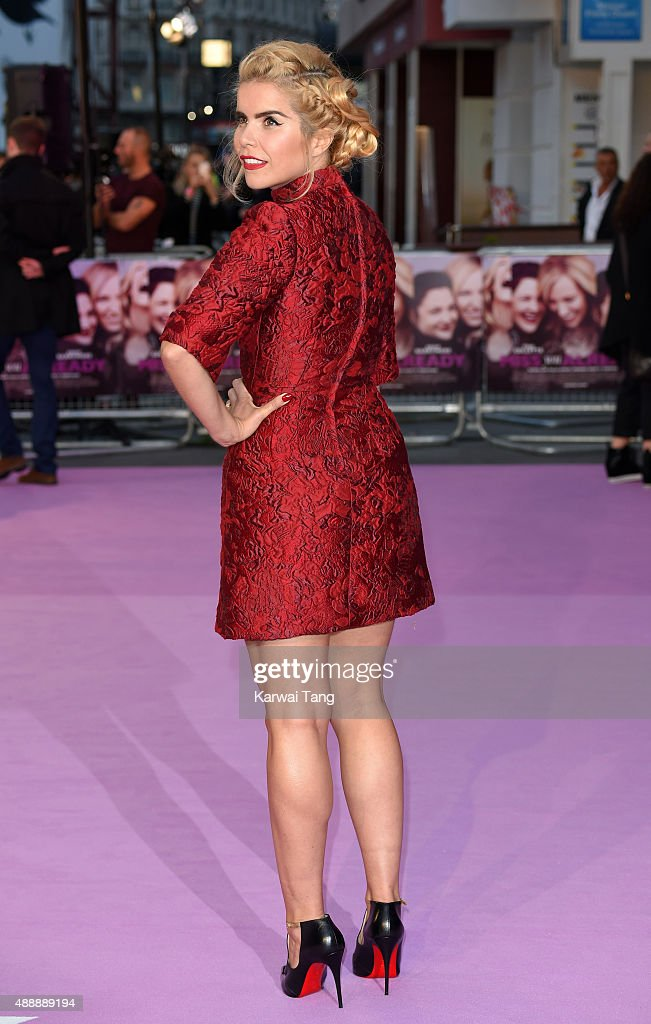 Paloma Faith attends the European Premiere of 'Miss You Already' at Vue West End on September 17, 2015 in London, England.