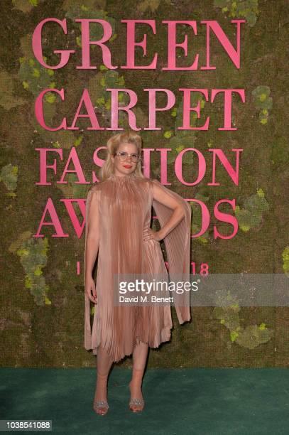 Paloma Faith attends The Green Carpet Fashion Awards Italia 2018 at Teatro Alla Scala on September 23, 2018 in Milan, Italy.