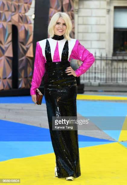 Paloma Faith attends the Royal Academy of Arts Summer Exhibition Preview Party at Burlington House on June 6 2018 in London England