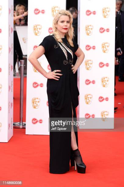 Paloma Faith attends the Virgin Media British Academy Television Awards 2019 at The Royal Festival Hall on May 12 2019 in London England