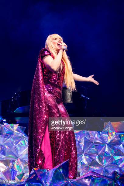 Paloma Faith performs at First Direct Arena Leeds on March 2, 2018 in Leeds, England.