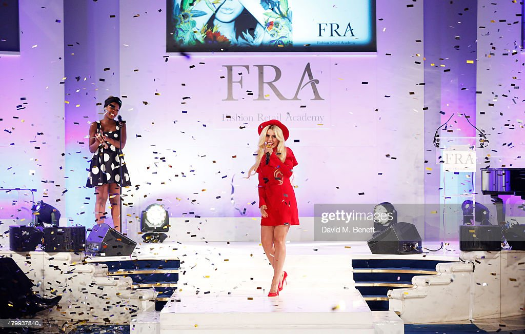 Paloma Faith performs at the Fashion Retail Academy 10th Anniversary Awards at Freemasons' Hall on July 8, 2015 in London, England.