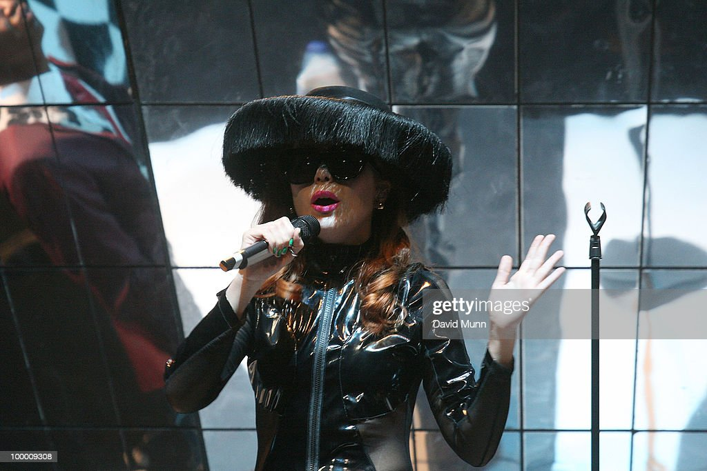 Paloma Faith Performs At The Liverpool Philharmonic Hall