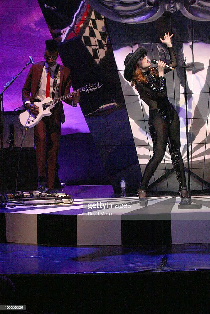 Paloma Faith performs at The Liverpool Philharmonic Hall on May 19, 2010 in Liverpool, England.