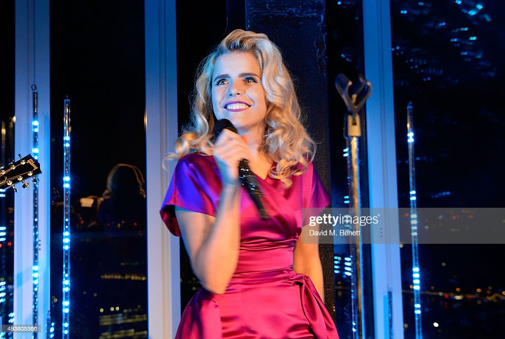 Party In The Sky With Paloma Faith At South Bank Tower