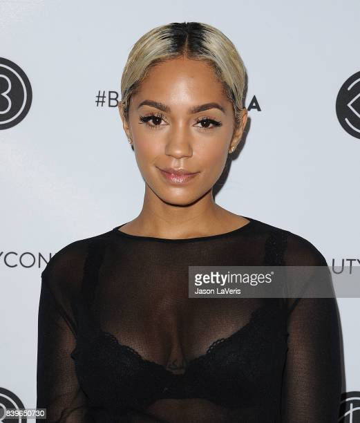 Paloma Ford attends the 5th annual Beautycon festival at Los Angeles Convention Center on August 13 2017 in Los Angeles California