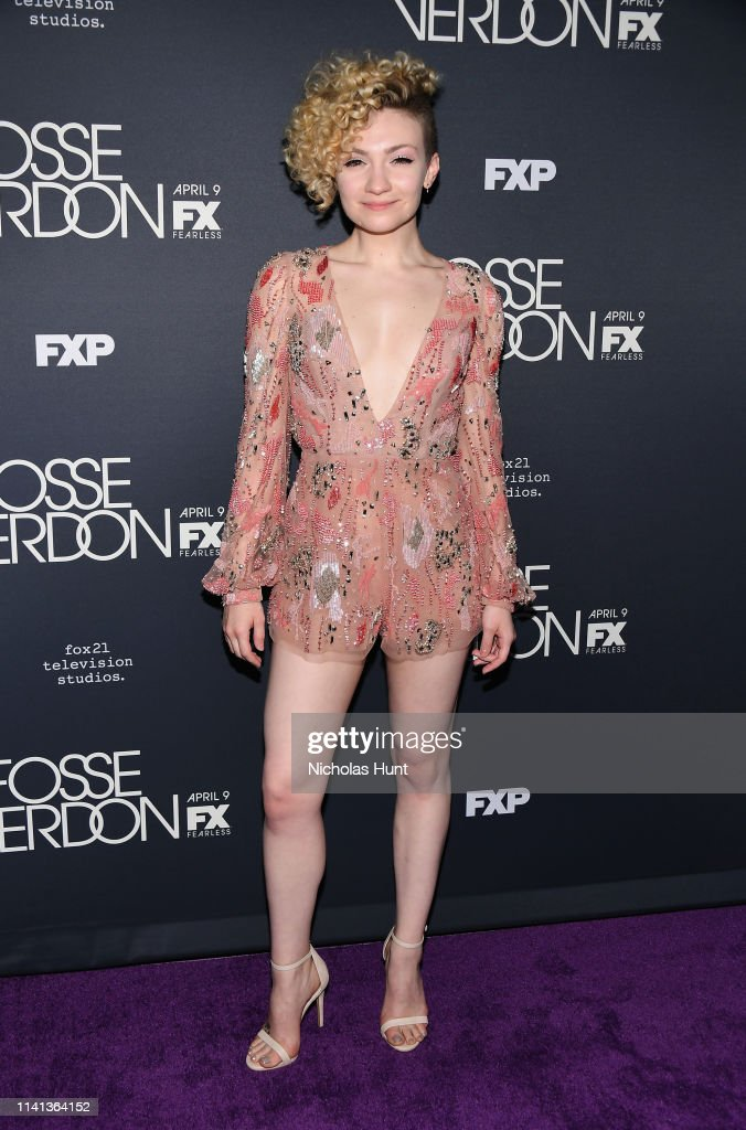 "FX's ""Fosse/Verdon"" New York Premiere : News Photo"